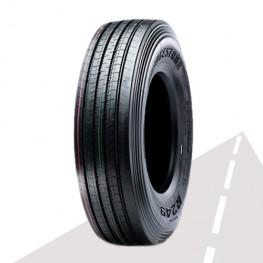 Шина грузовая Bridgestone R249+ 315/70R22.5 154/152 L(M) TL рулевая ось